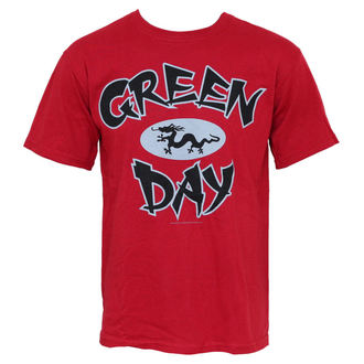 tričko pánske Green Day - Ghina Dragon, BRAVADO, Green Day