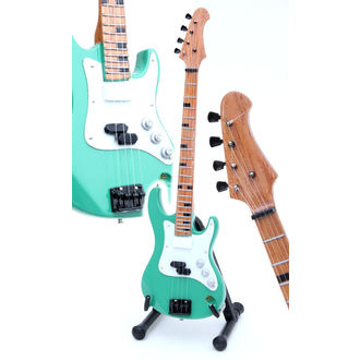 gitara Billy Sheehan - Mr. Big - Green Attitude Bass style, XS WOOD-ART, Mr. Big