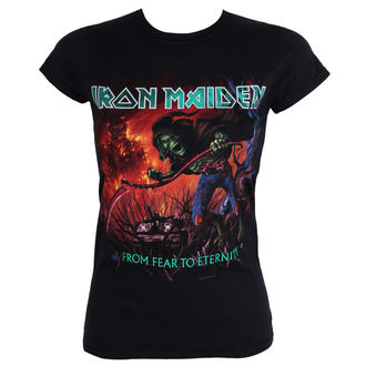 tričko dámske Iron Maiden - From Fear To Eternity - EMI - IMTEE20LB