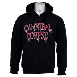mikina pánska sa zipsom Cannibal Corpse - Cauldron Of Hate - PLASTIC HEAD, PLASTIC HEAD, Cannibal Corpse