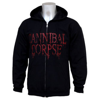 mikina pánska sa zipsom Cannibal Corpse - Global Evisceration - PLASTIC HEAD, PLASTIC HEAD, Cannibal Corpse