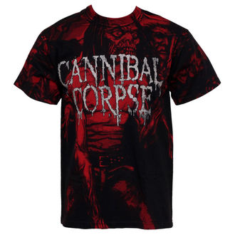 tričko pánske Cannibal Corpse - Global Evisceration - Celopotisk, PLASTIC HEAD, Cannibal Corpse