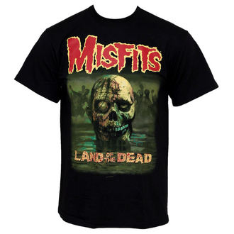 tričko pánske Misfits - Land Of The Dead - PLASTIC HEAD
