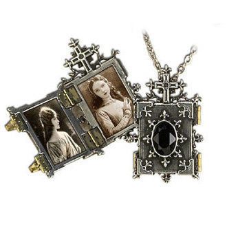 obojok Orthodox Icon Locket - ALCHEMY GOTHIC - P341