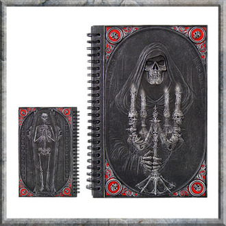 poznámkový blok - Candelabra Journal, Nemesis now