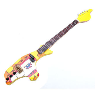 gitara Beatles - Paul McCartney Yellow Submarine Bass, MASTERMUSIC, Beatles