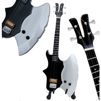 gitara KISS - Gene Simmons Axe Bass, MASTERMUSIC, Kiss