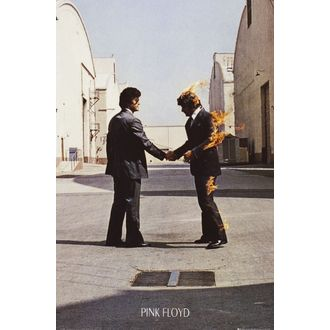 plagát Pink Floyd - Wish You Were Here - LP1445 - GB posters