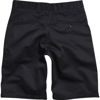 kraťasy pánske FOX - Essex Walkshort-Solid - BLACK