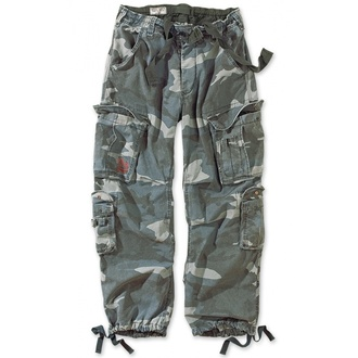 nohavice SURPLUS - Airborne - Nightcamo - 05-3598-31