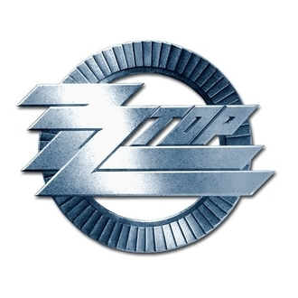 pripináčik ZZ Top - Circle Logo - ROCK OFF, ROCK OFF, ZZ-Top