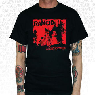 tričko pánske Rancid - Indestructible - RAGEWEAR, RAGEWEAR, Rancid