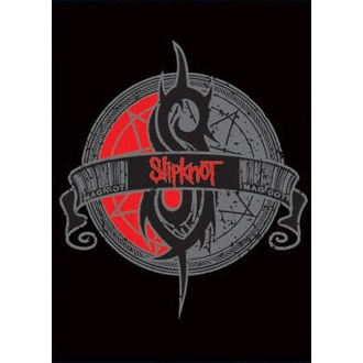 magnet Slipknot - HMB, HALF MOON BAY, Slipknot