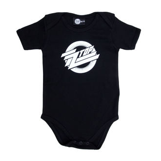 body detské ZZ Top - Logo - Black, Metal-Kids, ZZ-Top