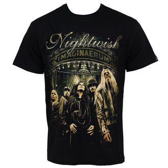 tričko pánske Nightwish - Imaginaerum Band, NUCLEAR BLAST, Nightwish