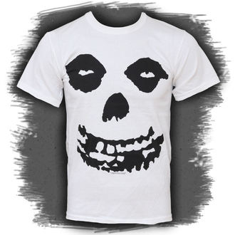 tričko pánske Misfits - All Over Skull - PLASTIC HEAD, PLASTIC HEAD, Misfits