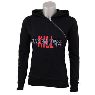 mikina dámska Cannibal Corpse - Kill Logo - PLASTIC HEAD, PLASTIC HEAD, Cannibal Corpse