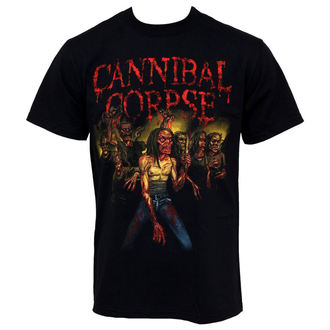 tričko pánske Cannibal Corpse - Global Evisceration - PLASTIC HEAD, PLASTIC HEAD, Cannibal Corpse
