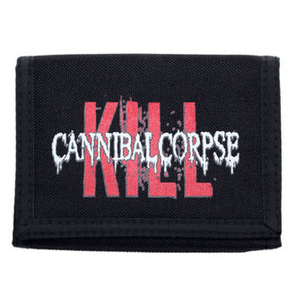 peňaženka Cannibal Corpse - Logo/Kill - PLASTIC HEAD, PLASTIC HEAD, Cannibal Corpse