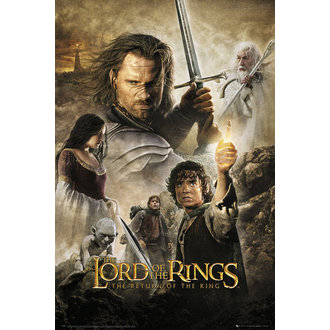 plagát Lord Of The Rings - Return Of The King - GB Posters - FP2657