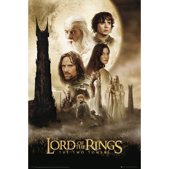 plagát Lord Of The Rings - Two Towers - GB Posters - FP2656