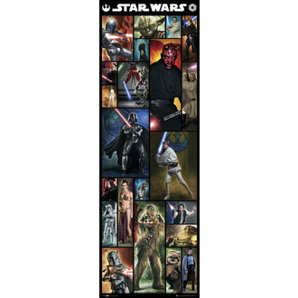 plagát Star Wars - Compilation - GB Posters - DP0393