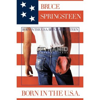 plagát Bruce Springsteen - Born In USA - Pyramid Posters - PP32305