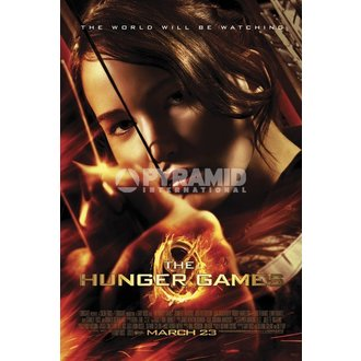 plagát Neca - Hunger Games - Pyramid Posters - PP32756