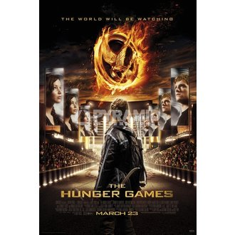 plagát Neca - Hunger Games - Pyramid Posters - PP32757