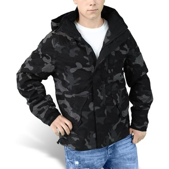 bunda pánska SURPLUS - New Savior - Black Camo, SURPLUS