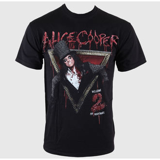 tričko pánske Alice Cooper - Welcome 2 My Nightmare - EMI, ROCK OFF, Alice Cooper