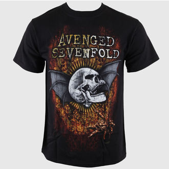 tričko pánske Avenged Sevenfold - Through The Fire - BRAVADO USA, BRAVADO, Avenged Sevenfold
