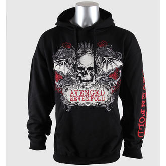 mikina pánska Avenged Sevenfold - Ornate - BRAVADO USA, BRAVADO, Avenged Sevenfold