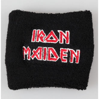 potítko IRON MAIDEN - Logo - The Final Frontier - RAZAMATAZ - WB188