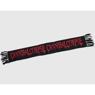 šál Cannibal Corpse - Logo - PLASTIC HEAD, PLASTIC HEAD, Cannibal Corpse