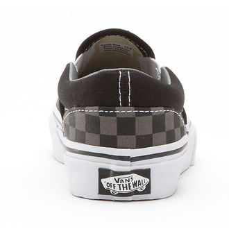 topánky VANS - Classic Slip-on - Black/Pewter Checkerboard