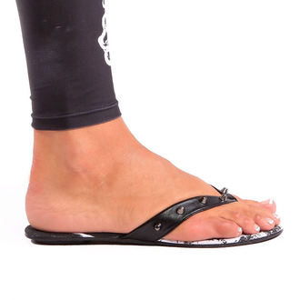 topánky dámske IRON FIST - Loose Tooth Flat Sandal
