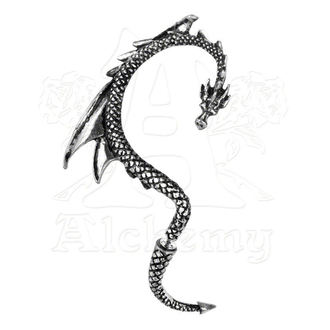 náušnice The Dragon's Lure (pravé ucho) ALCHEMY GOTHIC - E274