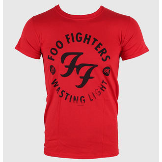 tričko pánske Foo Fighters - Wasting Time Red - LIVE NATION - RTFFI0550