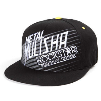 šiltovka METAL MULISHA - RS Fade, METAL MULISHA