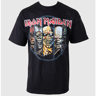 tričko pánske Iron Maiden - Eddie Candle - 02MB05, ROCK OFF, Iron Maiden