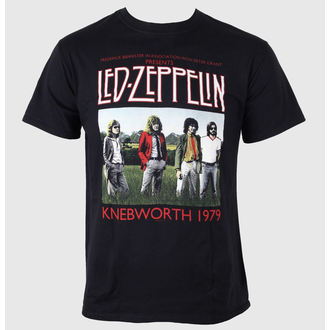 tričko pánske Led Zeppelin - Knebworth - LIVE NATION, LIVE NATION, Led Zeppelin