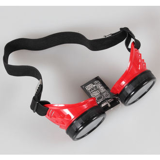 cyber okuliare POIZEN INDUSTRIES - Goggle CG1 - Red