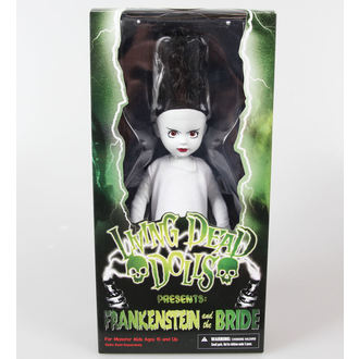 bábika LIVING DEAD DOLLS - Universal - Monster Bride, LIVING DEAD DOLLS