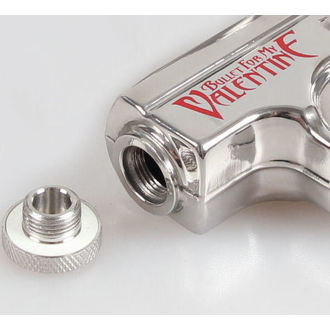 likérka Bullet For My Vallentine - Gun Flask - BRAVADO USA, BRAVADO, Bullet For my Valentine