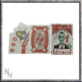 hracia karty Bicycle Zombies
