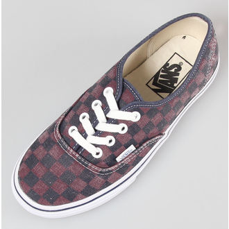 topánky VANS - U Authentic - (Van Doren) checker/port royale