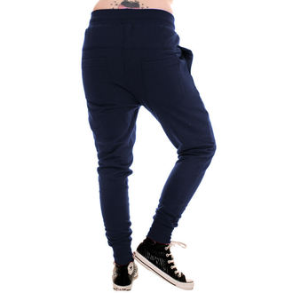 nohavice unisex (tepláky) 3RDAND56th - Carrot Fit Jogger - Navy