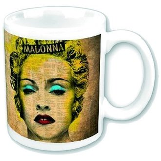 hrnček Madonna - Celebration - ROCK OFF - MADMUG01