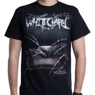 tričko pánske WHITECHAPEL - The Somatic Defilement - Black - INDIEMERCH, INDIEMERCH, Whitechapel